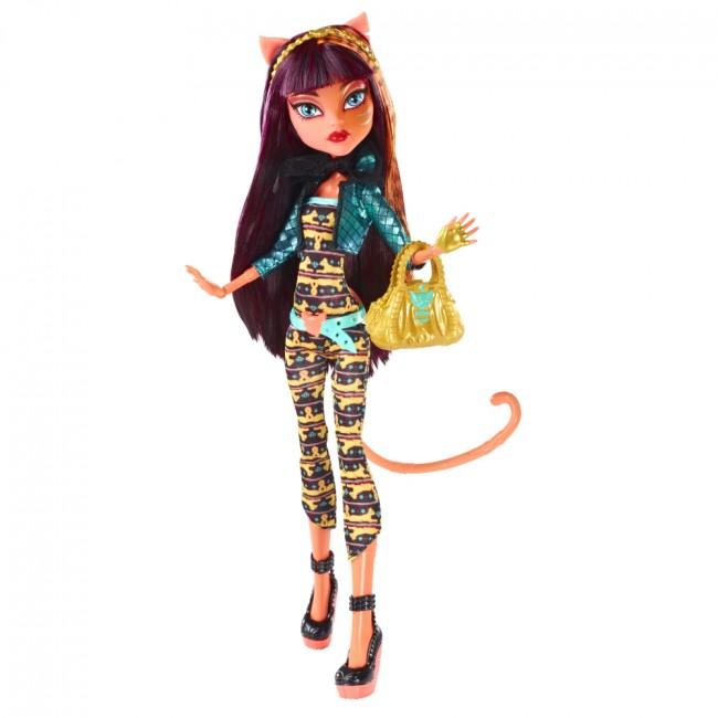 "Лялька ""Монстро-мікс"" серії ""Химерна суміш"" Monster High в ас."