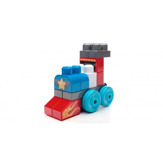 "Конструктор ""Веселі машинки"" Mega Bloks"
