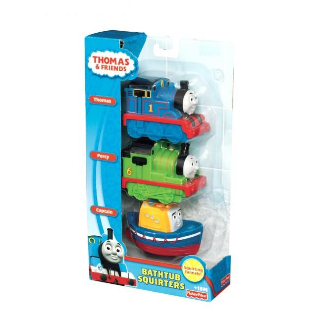 """Паровозик для гри з водою """"Томас і друзі"""" (в ас.)"""