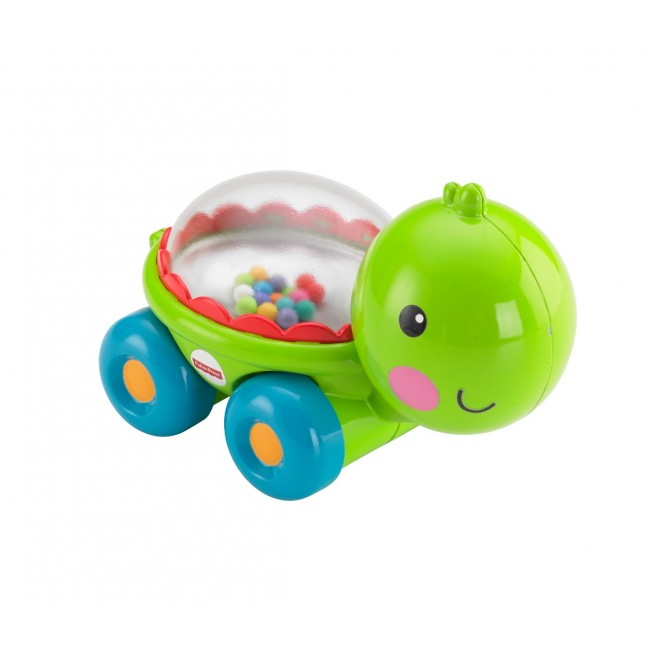 Черепашка/Бегемотик з кульками Fisher-Price