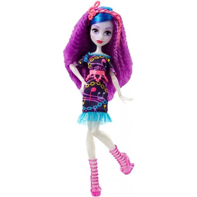 "Лялька Арі Хантінгтон з м/ф ""Електрично"" Monster High"