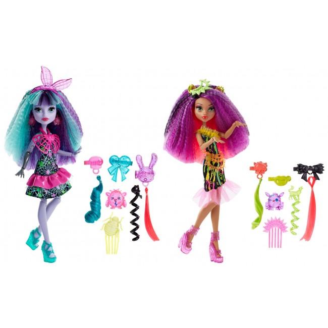 "Лялька ""Електричне перевтілення"" з м/ф ""Електрично"" в ас.(2) Monster High"