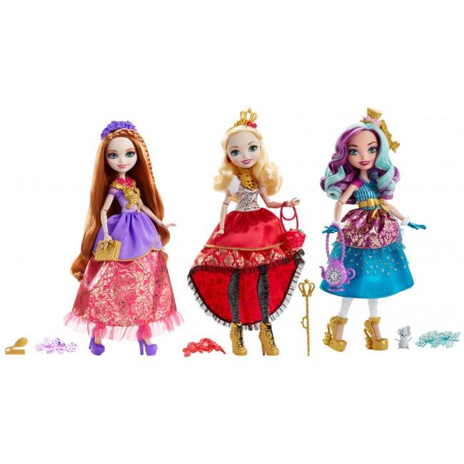 """Лялька """"Відважна принцеса"""" в ас.(3) Ever After High"""