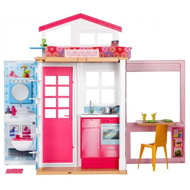 Портативний будиночок Barbie