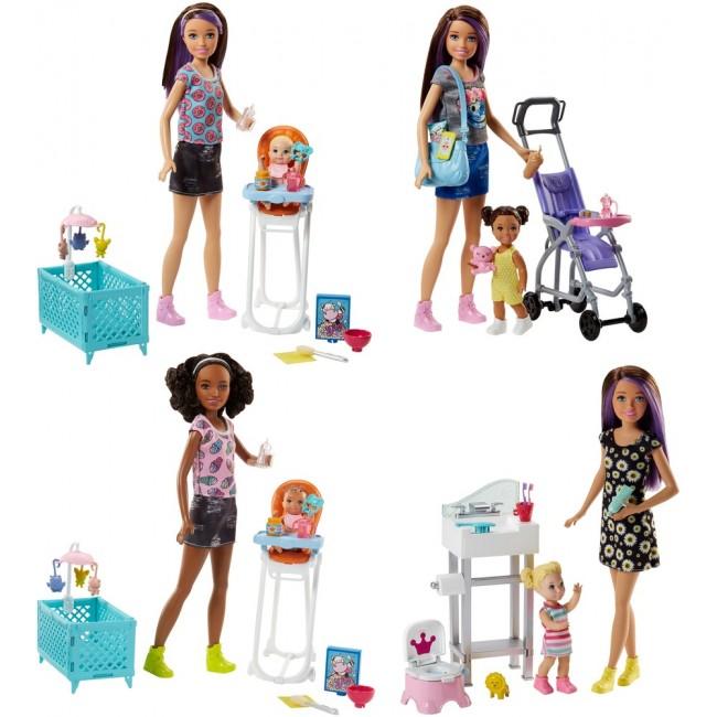 """Набір Barbie """"Піклування"""" серії """"Догляд за малюками"""", в ас.(3)"""