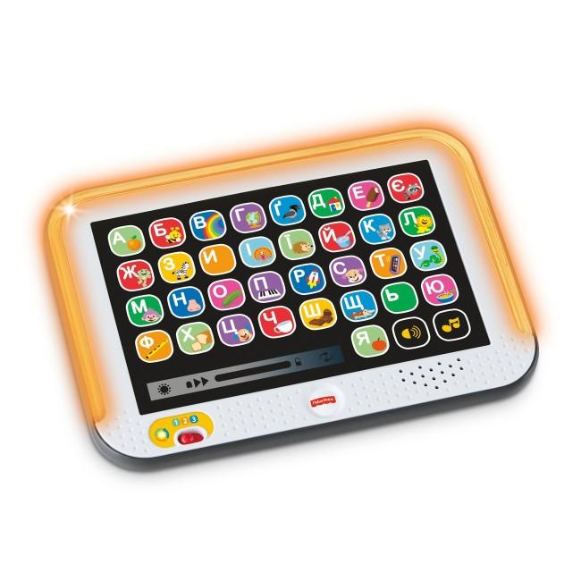 Розумний планшет з технологією Smart Stages (укр.) Fisher-Price