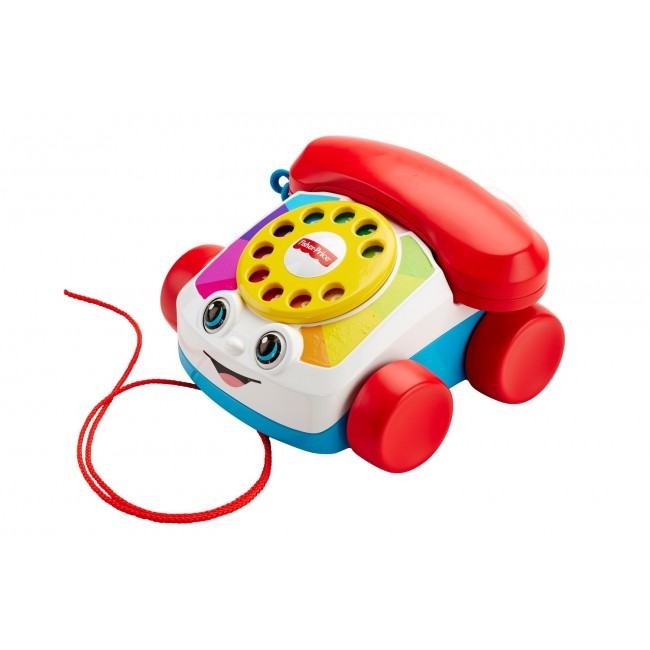 "Іграшка-каталка ""Веселий телефон"" Fisher-Price"