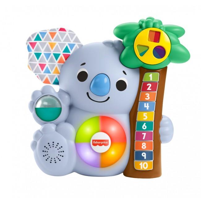 """Інтерактивна іграшка """"Коала-рахівниця"""" серії Linkimals (рос.) Fisher-Price"""