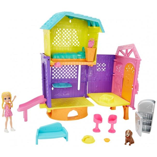 """Ігровий набір """"Літній будиночок"""" Polly Pocket"""
