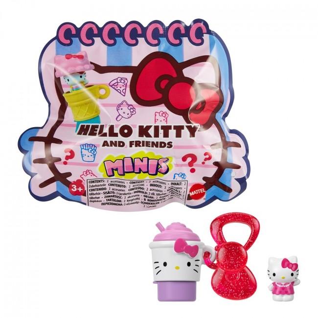 Міні-фігурка Hello Kitty та друзі (в ас.)