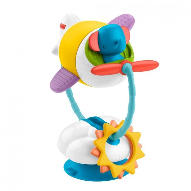 """Іграшка на присосці """"Літачок"""" Fisher-Price"""
