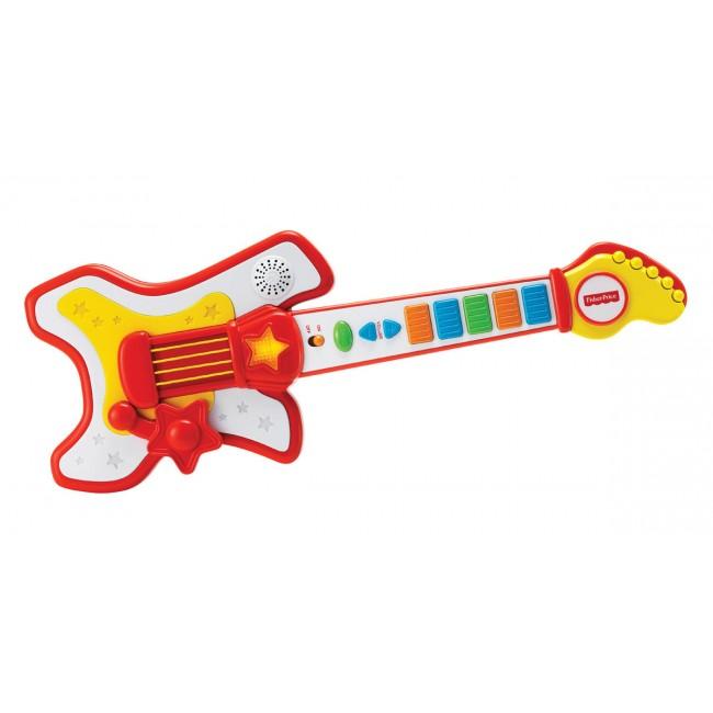 """Дитяча гітара Fisher-Price """"Рок-зірка"""""""
