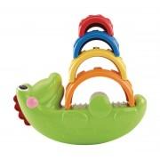 "Веселий крокодил ""Складай та гойдай"" Fisher-Price"