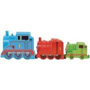 """Набір паровозиків """"Cкладай та з'єднуй"""" """"Томас і друзі"""""""