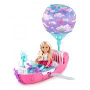 """Набір """"Челсі та її казковий корабель"""" Barbie"""