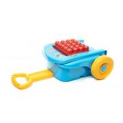 Переносна валізка з конструктором (16 дет.) Mega Bloks