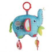"""М'яка іграшка-підвіска """"Слоненя"""" Fisher-Price"""