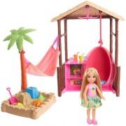 """Набір Barbie """"Пляжний будиночок Челсі"""""""
