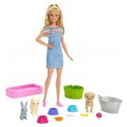 """Набір Barbie """"Купай та грай"""""""