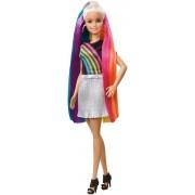 """Лялька Barbie """"Веселкова і блискуча"""""""