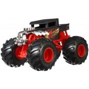 "Суперзбільшена машинка-позашляховик 1:24 серії ""Monster Trucks"" Hot Wheels (в ас.)"