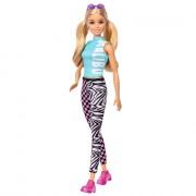 """Лялька Barbie """"Модниця"""" у майці Малібу та легінсах"""