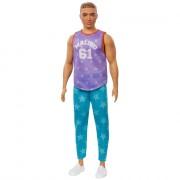 """Лялька Кен """"Модник"""" у майці Малібу Barbie"""