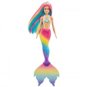 """Лялька-русалка """"Кольорова гра"""" серії Дрімтопія Barbie"""
