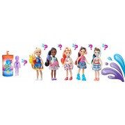 """Лялька Челсі та друзі """"Кольорове перевтілення"""" Barbie, серія 1 в ас."""