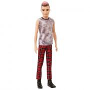 """Лялька Кен """"Модник"""" у клітчастих штанах Barbie"""