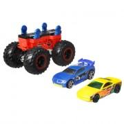 "Набір із 2 машинок ""Творець монстрів"" серії ""Monster Trucks"" Hot Wheels (в ас.)"