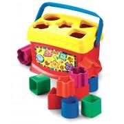 Відерце з кубиками Fisher-Price
