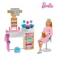 """Ігровий набір """"СПА догляд за шкірою"""" Barbie"""