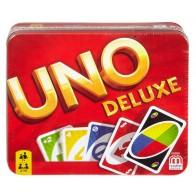 Карткова гра UNO Делюкс