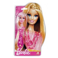 Гребінець і намисто Barbie