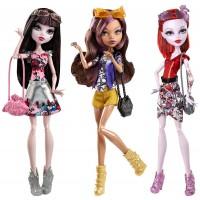 "Лялька серії ""Монстуристи"" з м/ф ""Буу-Йорк, Буу-Йорк!"" в ас.(3) Monster High"