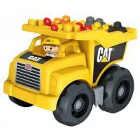 """Конструктор Mega Bloks CAT """"Великий самоскид з кубиками"""""""