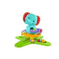 """Музичний ігровий набір """"Слоненя з кульками"""" Fisher-Price"""