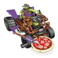 """Конструктор """"Ніндзя-рейсер"""" серії """"Черепашки-ніндзя"""" в ас.(2) Mega Bloks"""