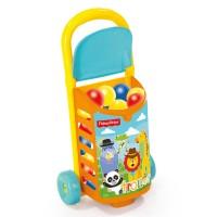 Іграшковий візок з кульками (9 см) Fisher-Price