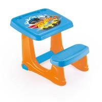 Дитяча парта зі стільцем Hot Wheels