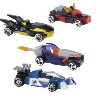 "Конструктор ""Машинка Hot Wheels 3 в 1"" в ас. (6) Mega Bloks"