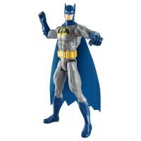 Фігурка Бетмен у сіро-синьому костюмі 30 см. Batman