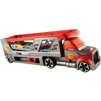 Вантажівка-пускач для базових машинок Hot Wheels