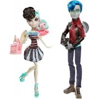 """Набір ляльок """"Кохання у Скарісі"""" Monster High"""