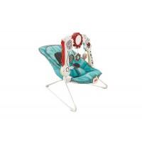 """Музичне масажне крісло """"Зростаймо разом"""" Fisher-Price"""