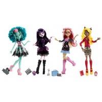 "Лялька ""Привидвуд"" з м/ф ""Страх, камера, мотор"" Monster High в ас."