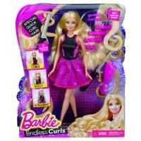 Лялька Barbie ''Розкішні кучері''