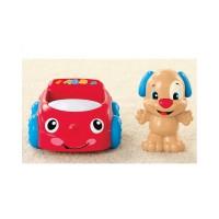 """Навчальна іграшка """"Друзі на машині"""" (рос.) (в ас. 3) Fisher-Price"""