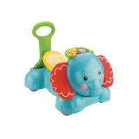 "Ходунки-слоненя 3 в 1 ""Стрибай, крокуй та їдь"" Fisher-Price"